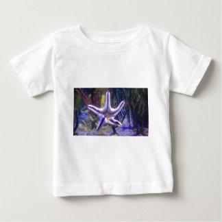 Ich bin auf Ihnen Starfish fest Baby T-shirt
