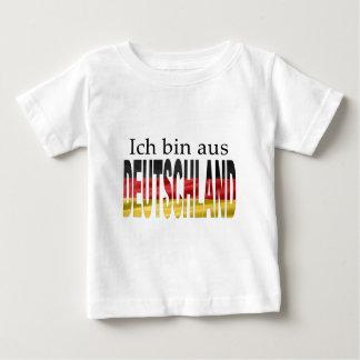 Ich bin aus Deutschland Kinder T-Shirt