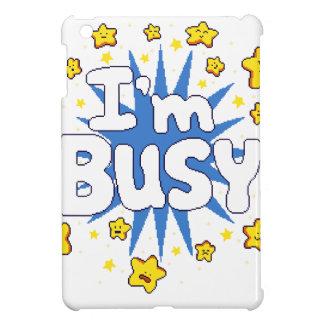 Ich bin beschäftigt iPad mini hülle
