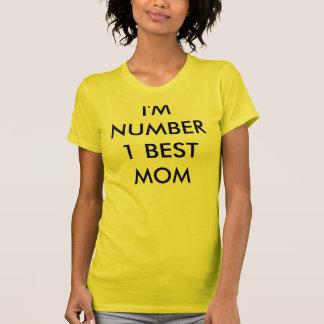 Ich bin BESTE MAMMA DER NR.-1 T-Shirt