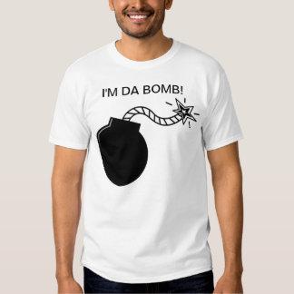 Ich bin DA-Bombe! T-Shirts