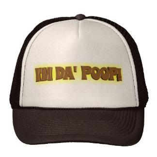Ich bin DA KACKE! Hut Mütze
