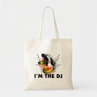 Ich bin das DJ Rockin die Turntable Taschen