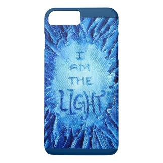 Ich bin das Licht iPhone 8 Plus/7 Plus Hülle