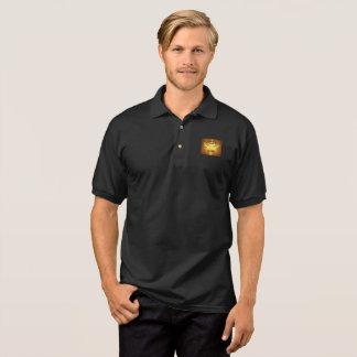 Ich bin das Polo-Shirt bevollmächtigter Taten-1:8 Polo Shirt