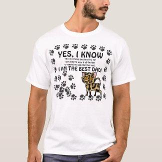 ICH BIN DER BESTE VATI T-Shirt