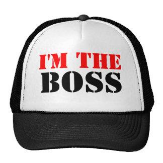 Ich bin der Chef Cap