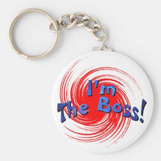 Ich bin der Chef Schlüsselband