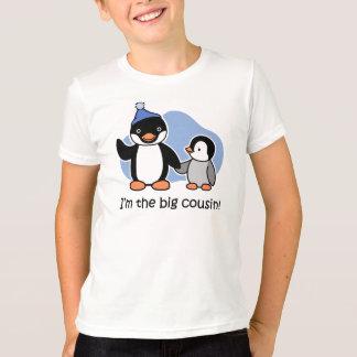 Ich bin der große Cousin - Penguin-T - Shirts