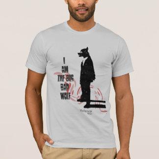Ich bin der große schlechte Wolf T-Shirt