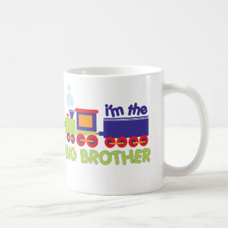 Ich bin der großer Bruder-Zug-T - Shirt Kaffeetasse