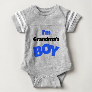 Ich bin der Junge der Großmutter Baby Strampler