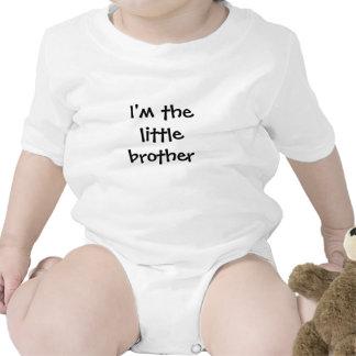 Ich bin der kleine Bruder Strampelanzug