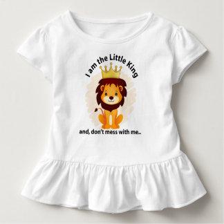 Ich bin der kleine König Kleinkind T-shirt