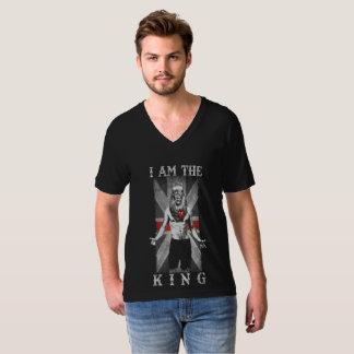 Ich bin der König Lion Crown T-Shirt
