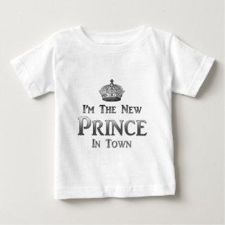 Ich bin der neue Prinz In Town Baby T-shirt