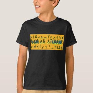 """""""Ich bin der Sport-T - Shirt eines Athleten-"""""""