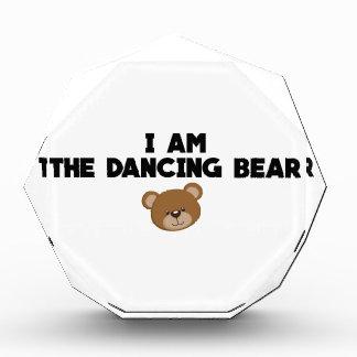 Ich bin der Tanzen-Bär Auszeichnung