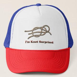 Ich bin der überraschte Knoten - Hüte Truckerkappe