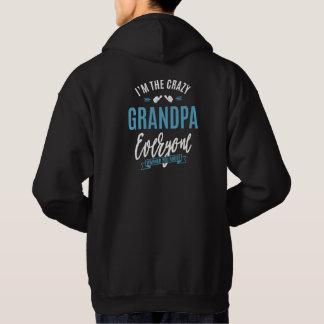 Ich bin der verrückte Großvater Hoodie