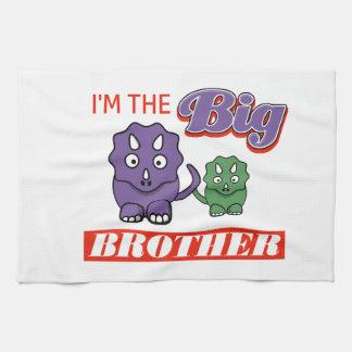 Ich bin die Bruderentwürfe Handtuch