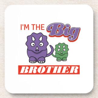 Ich bin die Bruderentwürfe Untersetzer