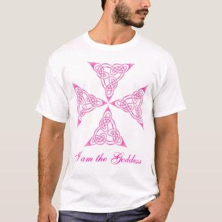 Ich bin die Göttin T-Shirt