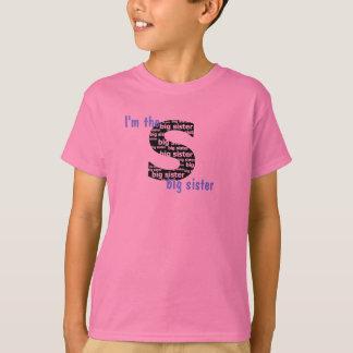 Ich bin die große Schwester! T-Shirt