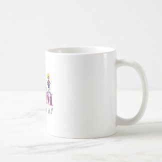 Ich bin die Mamma Kaffeetasse