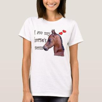 Ich bin die Mamma mein Pferds T-Shirt