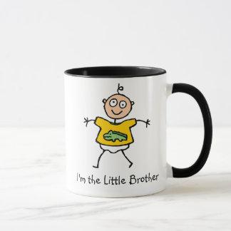 Ich bin die Tasse des kleinen Bruders