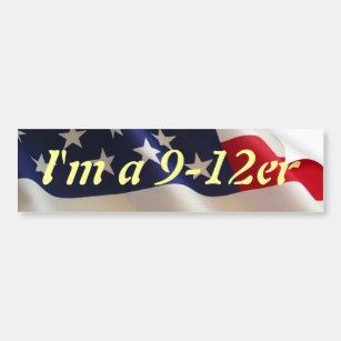 Ich bin ein 9-12er autoaufkleber