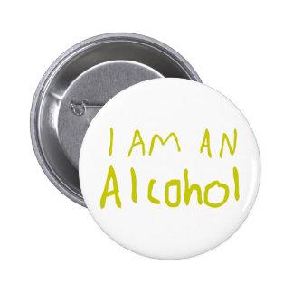 Ich bin ein Alkohol Buttons
