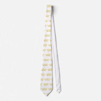 Ich bin ein bisschen von einem GROSSEN ABKOMMEN Krawatten