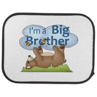 Ich bin ein Bruderbär Autofußmatte