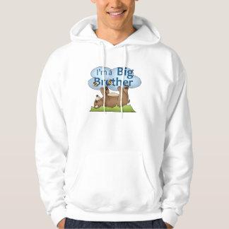 Ich bin ein Bruderbär Hoodie