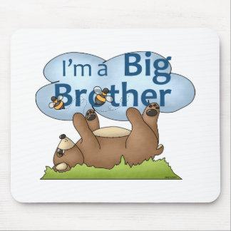 Ich bin ein Bruderbär Mousepad