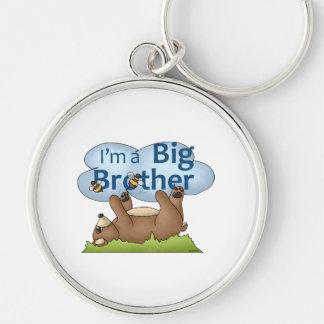 Ich bin ein Bruderbär Schlüsselanhänger