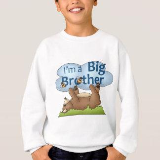Ich bin ein Bruderbär Sweatshirt
