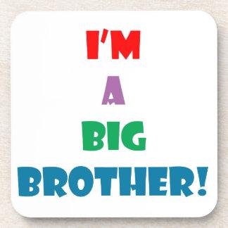 Ich bin ein Brudertext Getränkeuntersetzer