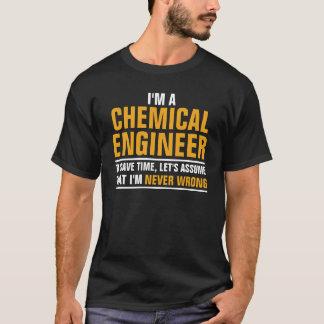 Ich bin ein Chemieingenieur T-Shirt