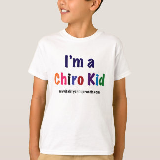Ich bin ein Chiro Kind T-Shirt