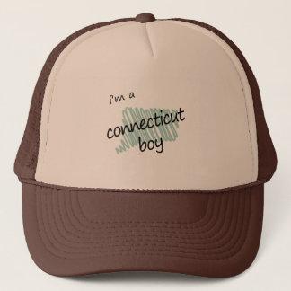Ich bin ein Connecticut-Junge Truckerkappe