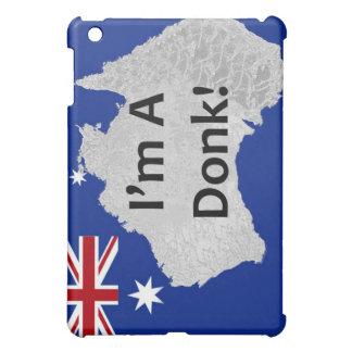 Ich bin ein Donk australischer Logo iPad Fall iPad Mini Hülle