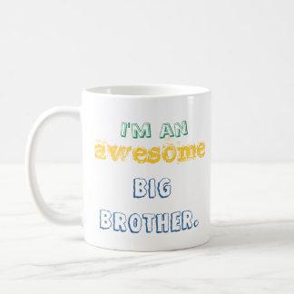 Ich bin ein fantastischer großer Bruder. Tasse