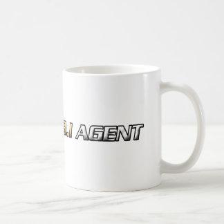 Ich bin ein FBI-Agent Kaffeetasse