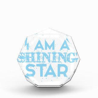 Ich bin ein glänzender Stern Auszeichnung