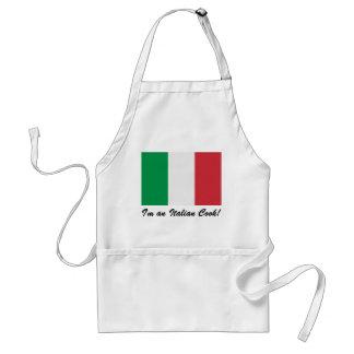 Ich bin ein italienischer Koch! Schürze