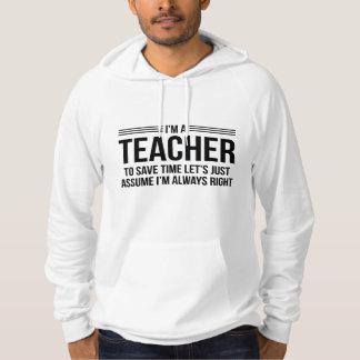 Ich bin ein Lehrer Hoodie