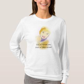 Ich bin EIN MOSLEM NICHT A TERROSIT T-Shirt